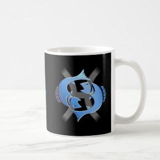 Pisces - Designer Zodiac Cup Mug