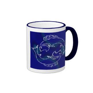 Pisces Fish Mug
