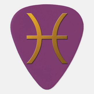 Pisces Guitar Pick