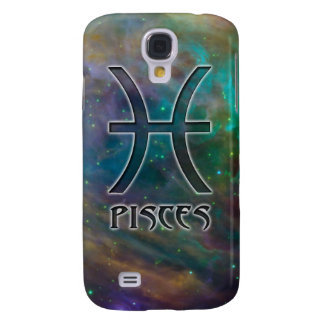 Pisces iPhone3 Galaxy S4 Case