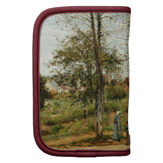 Pissaro Painting on Folio Mini Planners