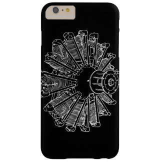 Piston engine diagram iPhone 6 Plus case