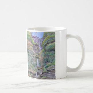 Pistyll Rhaeadr Waterfall Coffee Mug