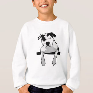 Pit Bull T-Bone Graphic Sweatshirt