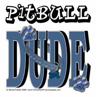 Pitbull DUDE Photo Sculptures
