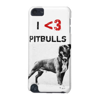 Pitbull Love IPod Touch Case