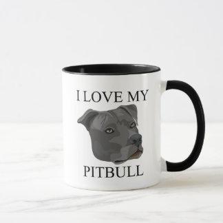 PITBULL Love! Mug