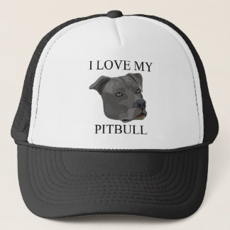 PITBULL Love! Trucker Hat