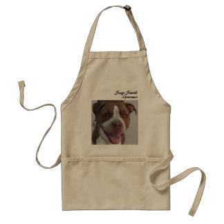 Pitbull Play With Me Standard Apron