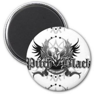 PITCH BLACK ENTERTAINMENT 6 CM ROUND MAGNET