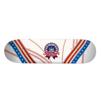 Pitcher NY Skateboard