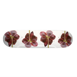 Pitcher Plant Flowers Skateboard