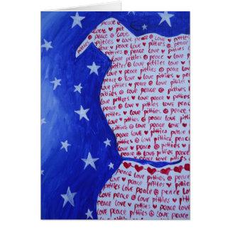 Pittie Love Card