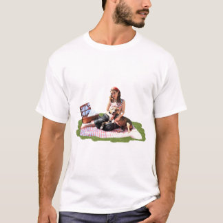 Pittie Picnic T-Shirt