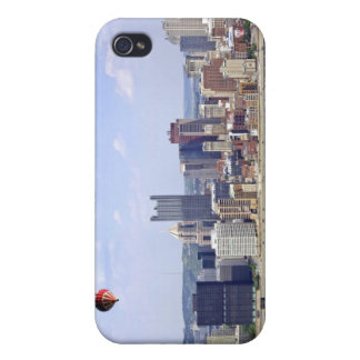 Pittsburgh City Pennsylvania Cover For iPhone 4