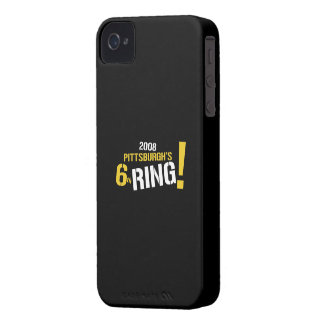 Pittsburgh Football iPhone 4 ID Case-Mate
