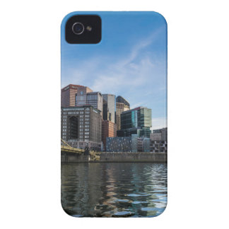Pittsburgh Skyline Case-Mate iPhone 4 Case