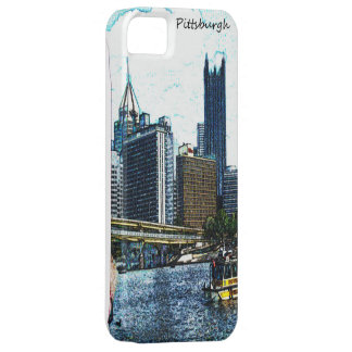 Pittsburgh  Skyline iPhone 5 Cover