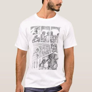 Pivotal Visions Comic book T-Shirt