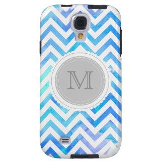 PixDezines adjustable white chevron Galaxy S4 Case