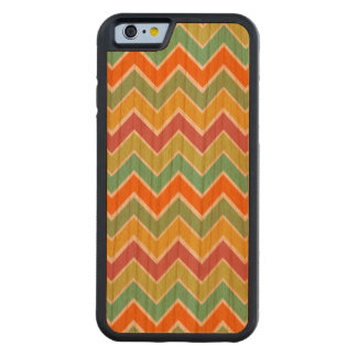 PixDezines chevron/diy background color Carved Cherry iPhone 6 Bumper Case