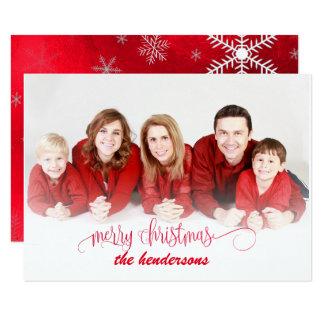 PixDezines Christmas Holiday Photo Card