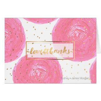 PixDezines floral watercolor ranunculus Card