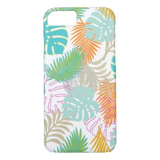 PixDezines rainforest/foliage/DIY background color iPhone 8/7 Case