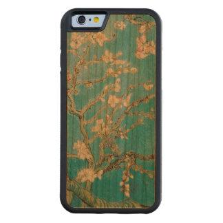 PixDezines van gogh almond blossoms/st. remy Carved Cherry iPhone 6 Bumper Case