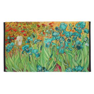 PixDezines van gogh iris st remy iPad Folio Cover