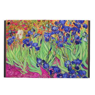 PixDezines van gogh iris st remy iPad Air Cover
