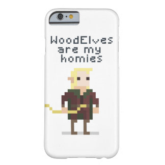 Pixel Elf Barely There iPhone 6 Case
