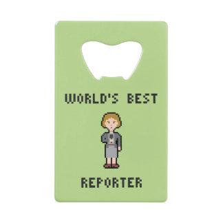 Pixel World's Best Reporter