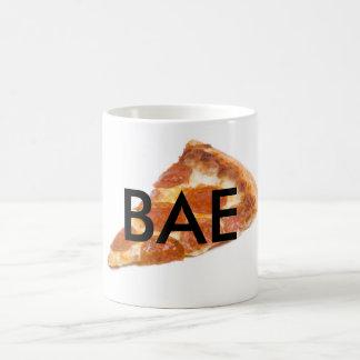 PIZZA IS BAE Coffee Mug