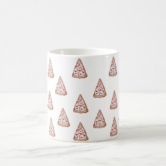 Pizza on your cup