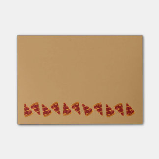 Pizza Party Post-it Notes