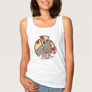 Pizza Rat for President Singlet