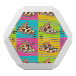 Pizza slices speaker