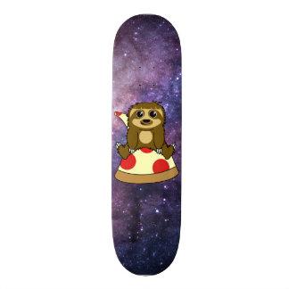 Pizza Sloth Custom Skateboard