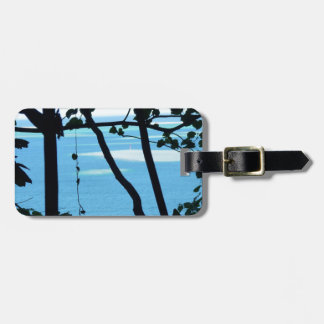 Plage Paradis Tags For Luggage