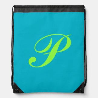 Plain Jane Drawstring Bag
