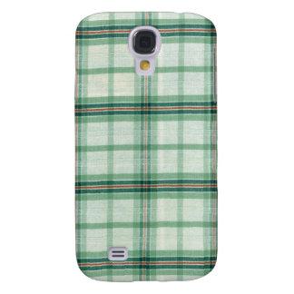 Plain Plaid Galaxy S4 Case