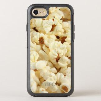 Plain popcorn close up. OtterBox symmetry iPhone 8/7 case
