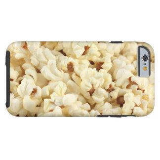 Plain popcorn close up. tough iPhone 6 case