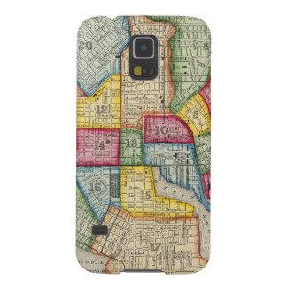 Plan Of Baltimore Galaxy S5 Case