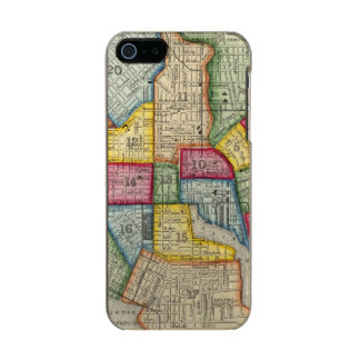 Plan Of Baltimore Incipio Feather® Shine iPhone 5 Case