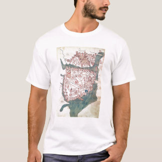 Plan of Constantinople T-Shirt