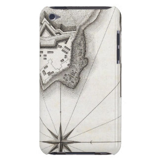 Plan of Fort Niagara iPod Touch Case