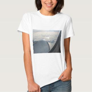 Plane view 3 tee shirt