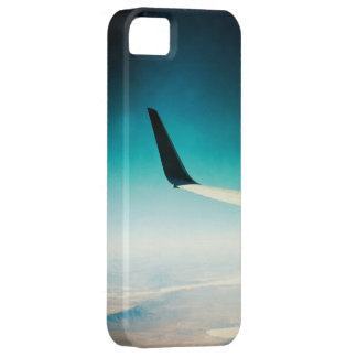 Plane Wing Over Nevada iPhone 5 Covers